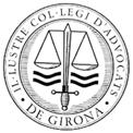 Col·legiats en els Il·lustres Col·legis d'Advocats de Girona